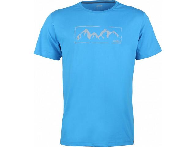 High Colorado Garda 5 T-shirt Herrer, brilliant blue